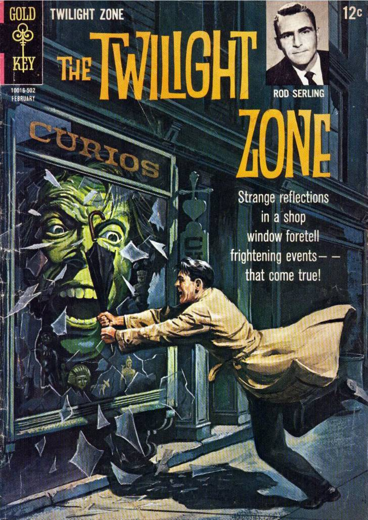 an analysis of the twilight zone